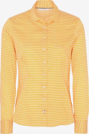 ETERNA Langarm Bluse 'MODERN CLASSIC' in gelb, Produktansicht