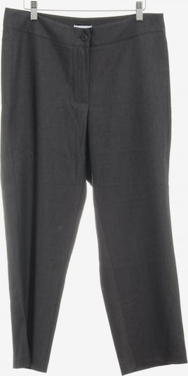 LAURA Pants in XL in Anthracite / Black, Item view