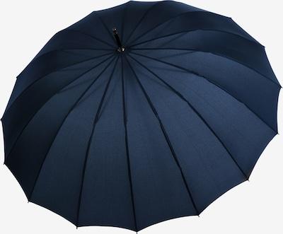 Doppler Regenschirm 'Liverpool' in blau, Produktansicht