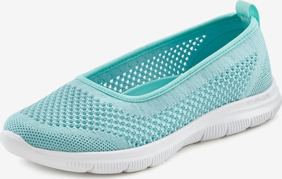 LASCANA Ballet Flats in Turquoise, Item view
