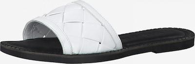 TAMARIS Pantofle - přírodní bílá, Produkt