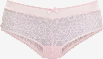 LASCANA Naiste bokserid, värv roosa