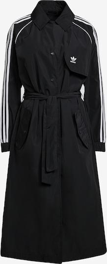 ADIDAS ORIGINALS Mantel in schwarz / weiß, Produktansicht