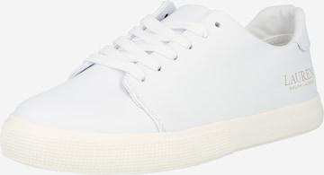 Lauren Ralph Lauren Sneakers 'JOANA' in White