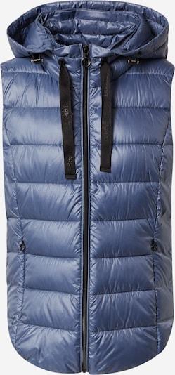 ESPRIT Vest in Dusty blue / Black, Item view