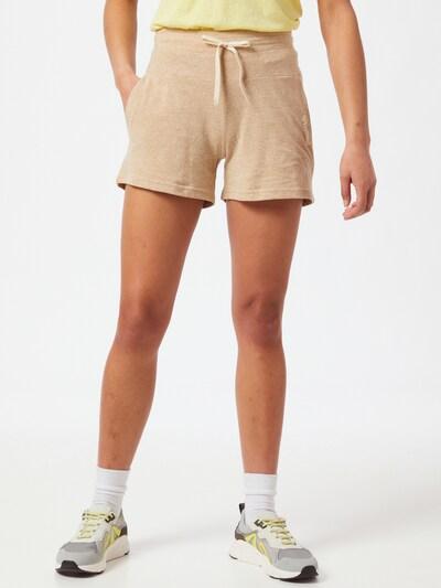 Hummel Shorts 'Zandra' in beige, Modelansicht