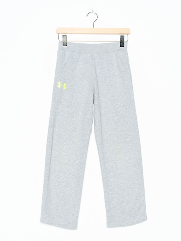 UNDER ARMOUR Trainingshose in S x 25 in Grau