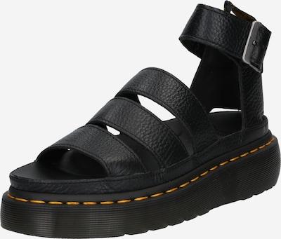 Dr. Martens Páskové sandály 'CLARISSA II' - černá, Produkt