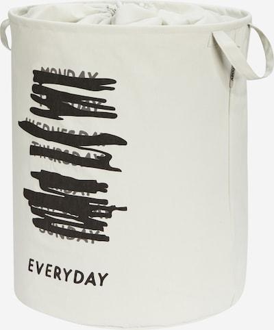 ABOUT YOU Wäschekorb 'Comfy L' in hellgrau, Produktansicht