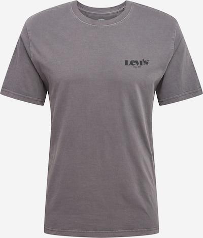 LEVI'S Shirt in grau / schwarz, Produktansicht
