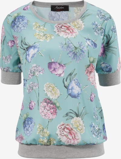 Aniston CASUAL Shirtbluse in mint, Produktansicht
