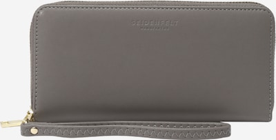 Seidenfelt Manufaktur Wallet 'Smilla' in Stone, Item view