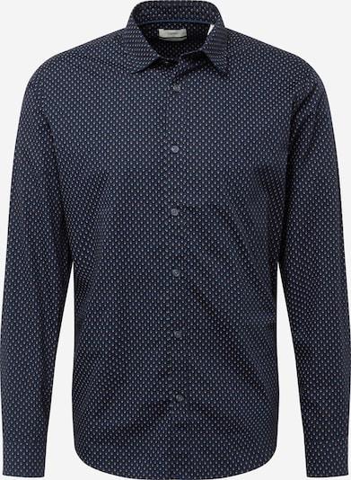 ESPRIT Košile - námořnická modř / tmavě žlutá, Produkt