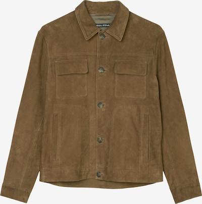 Marc O'Polo Jacke in braun, Produktansicht