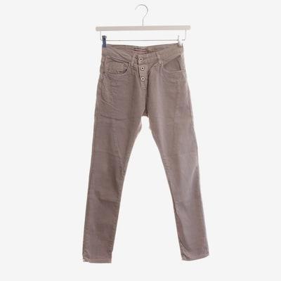 PLEASE Jeans in 23 in hellgrau, Produktansicht