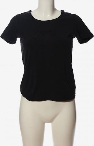 JETTE T-Shirt in L in Schwarz