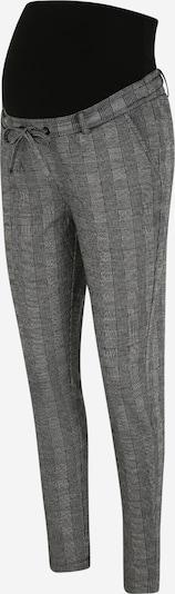 Noppies Broek 'Corbridge' in de kleur Zwart / Wit, Productweergave
