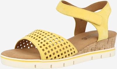 CAPRICE Sandály - hořčicová, Produkt