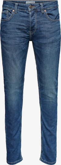 Only & Sons Jeans 'LOOM BLUE JOG PK 8472 NOOS' in blue denim, Produktansicht
