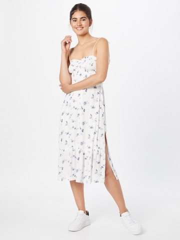Abercrombie & Fitch Summer Dress in White