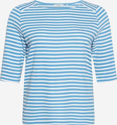 MY TRUE ME Sweatshirt in blau / weiß, Produktansicht
