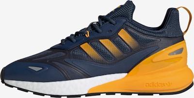 ADIDAS ORIGINALS Sneaker 'ZX 2K Boost 2.0' in blau / orange, Produktansicht