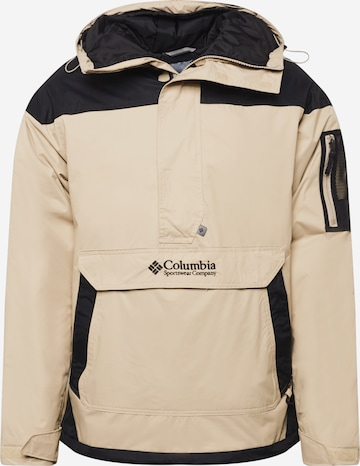 COLUMBIA Sportjacke 'Challenger PO-Ancient Fossil' in Beige