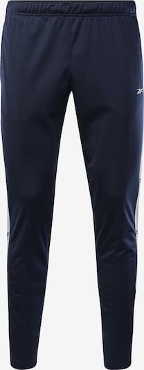 REEBOK Sporthose in blau, Produktansicht