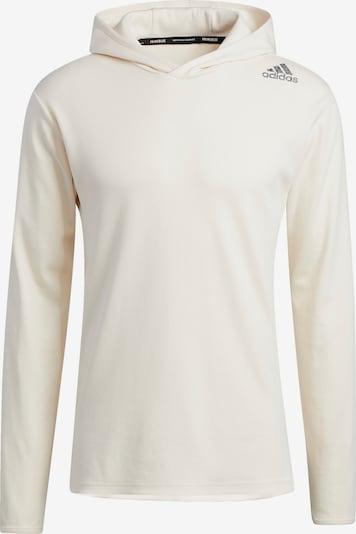 ADIDAS PERFORMANCE Sportsweatshirt in weiß, Produktansicht