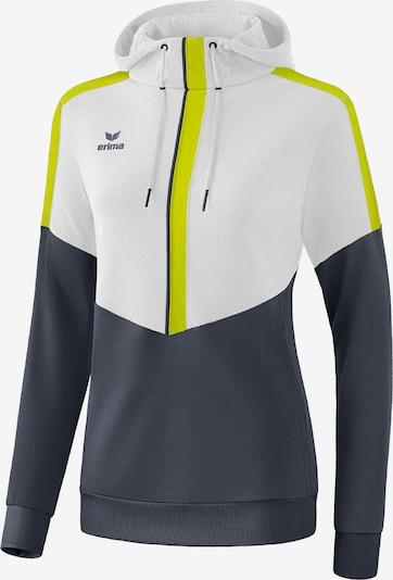 ERIMA Athletic Sweatshirt in Yellow / Grey / White, Item view