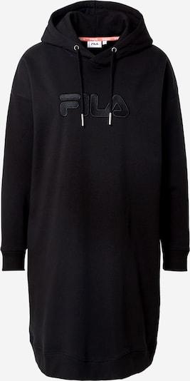 Rochie dimensiuni mari 'TEO' FILA pe negru, Vizualizare produs