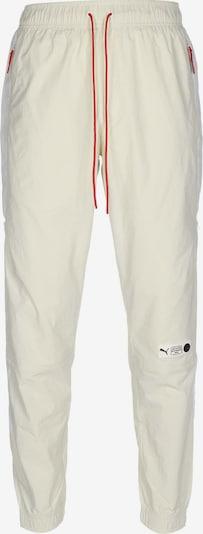 PUMA Sporthose 'Parquet' in rot / weiß, Produktansicht