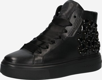 Sneaker înalt 'PRO' de la Kennel & Schmenger pe negru