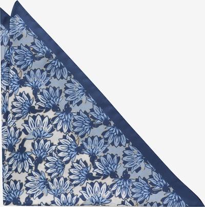 ETERNA Einstecktuch in blau / mischfarben, Produktansicht
