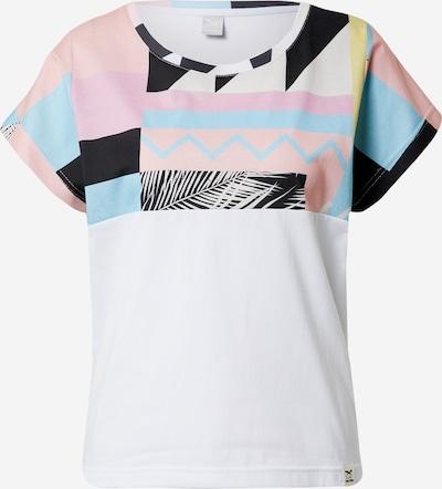Iriedaily Tričko - světlemodrá / růžová / pudrová / černá / bílá, Produkt
