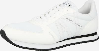 ARMANI EXCHANGE Sneaker in weiß, Produktansicht