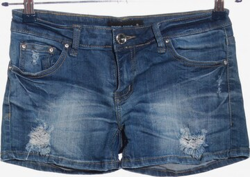 MISS ANNA Shorts in M in Blue