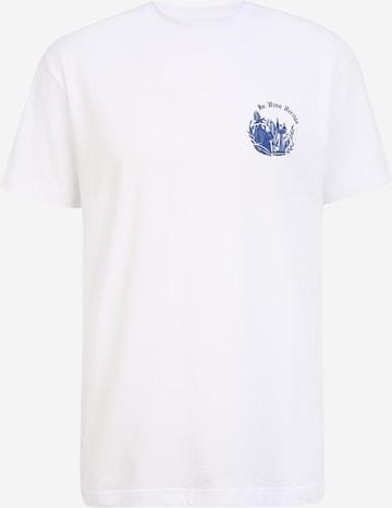 T-Shirt 'Beat Veritas' Libertine-Libertine en blanc