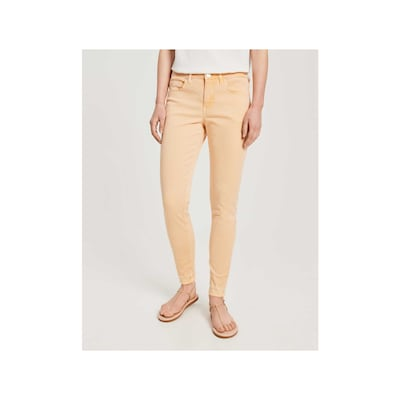 OPUS Jeans in apricot, Modelansicht