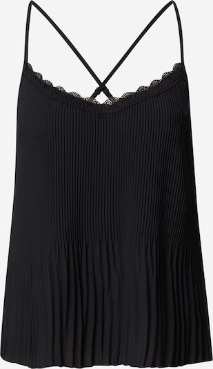 Guido Maria Kretschmer Collection Top 'Selena' in Black, Item view