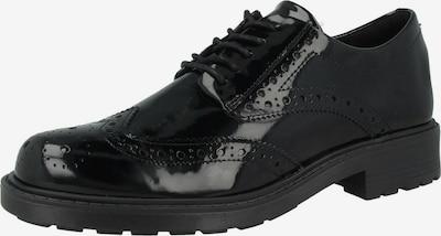 CLARKS Schnürschuhe in schwarz, Produktansicht