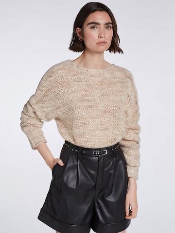SET Pullover in Beige