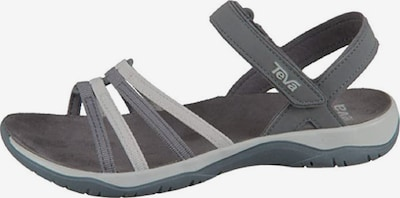 TEVA Sandale in grau, Produktansicht