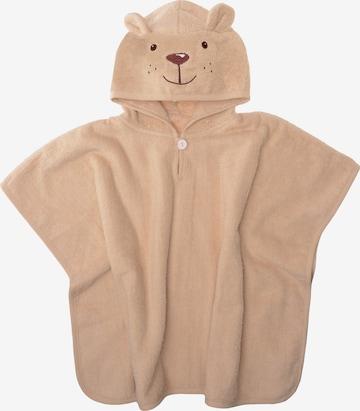 LILIPUT Bathrobe 'Teddy' in Beige