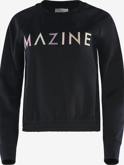 mazine Sweatshirt 'Viola' in mint / helllila / hellpink / schwarz, Produktansicht