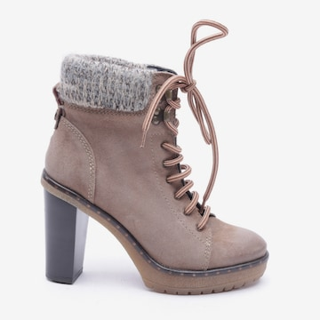 Tommy Jeans Dress Boots in 36 in Brown