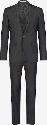 Prestije Anzug Dreiteiler in schwarz, Produktansicht