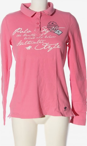 POLO SYLT Blouse & Tunic in M in Pink