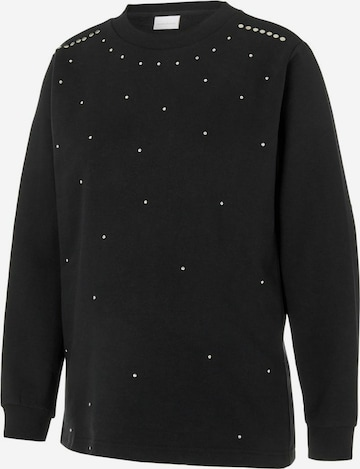MAMALICIOUS Μπλούζα φούτερ 'Majorca' σε μαύρο