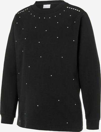 MAMALICIOUS Sweatshirt 'Majorca' in Black, Item view